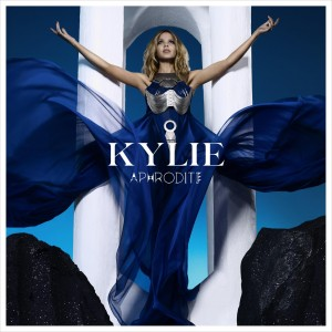Kylie - Aphrodite album cover