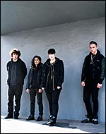 The XX, including ex-XX member Baria Qureshi