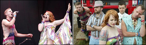 Scissor Sisters at Glastonbury