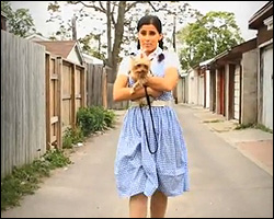 Nelly Furtado as Dorothy