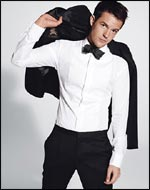 Brandon Flowers looking dapper