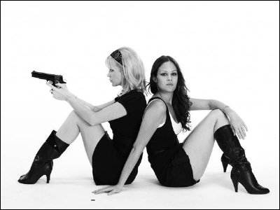 Not Bond girls